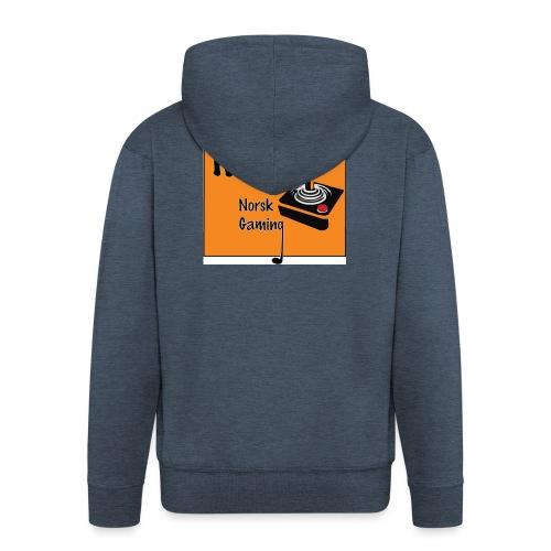 Mtj Logo - Premium Hettejakke for menn