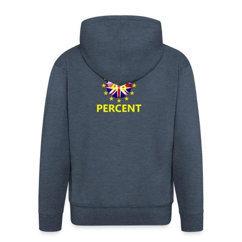 Top WeAreThe48 - Men's Premium Hooded Jacket