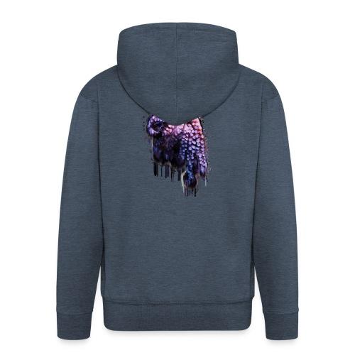 Octopus - Men's Premium Hooded Jacket