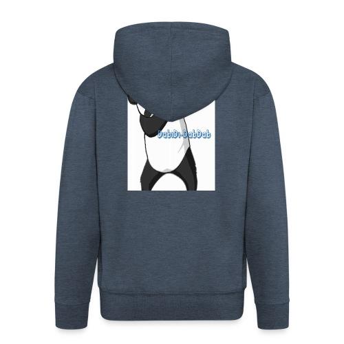 DabiDi-DabDab shirt - Männer Premium Kapuzenjacke