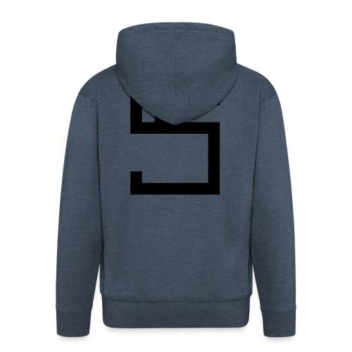 5 - Men's Premium Hooded Jacket