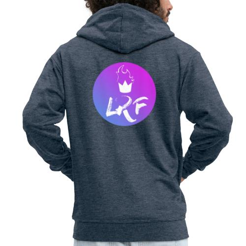 LRF rond - Veste à capuche Premium Homme
