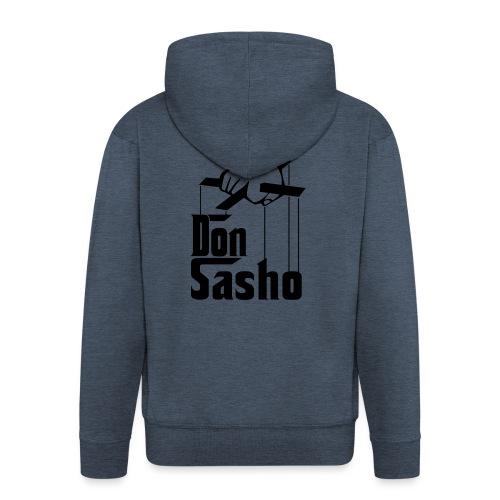 Don Sasho - Veste à capuche Premium Homme