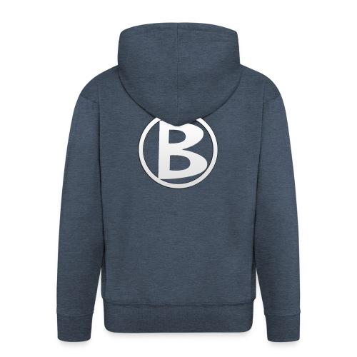 Butterus Dryanmar Logo - Men's Premium Hooded Jacket