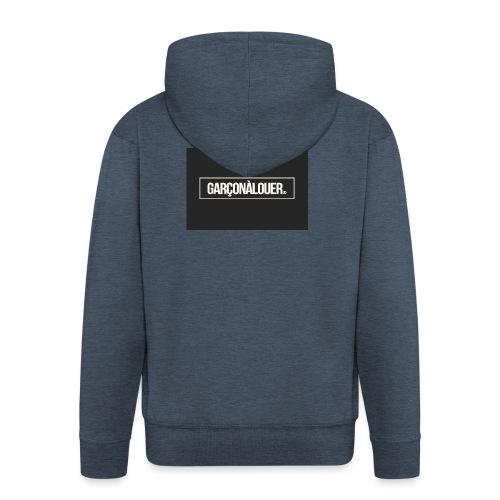 GARÇONÀLOUER - Veste à capuche Premium Homme