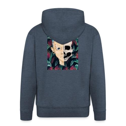 Skullboy - Premium Hettejakke for menn