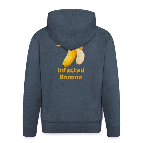Infected Banana Edition - Männer Premium Kapuzenjacke