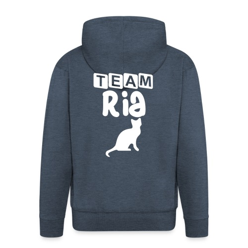 Team Ria - Men's Premium Hooded Jacket