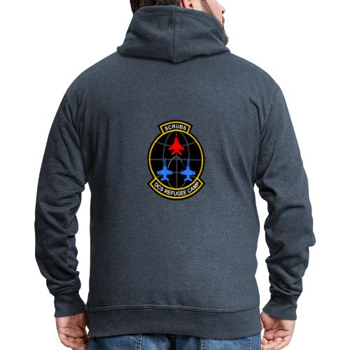 DCS Refugee Camp - Männer Premium Kapuzenjacke