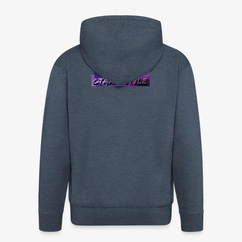 Gtahatstyle-logo - Männer Premium Kapuzenjacke