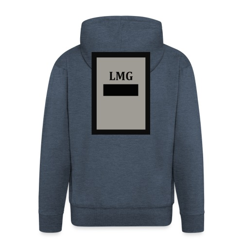 LAMOND- G collection no.7 Divide - Men's Premium Hooded Jacket