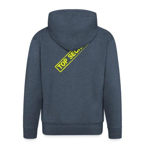 Top Secret - Chaqueta con capucha premium hombre
