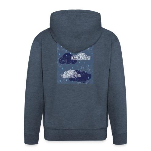 tuffrain cloud - Männer Premium Kapuzenjacke