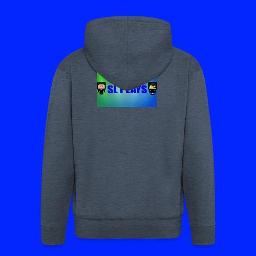 Sl plays t-skjorte for barn - Premium Hettejakke for menn