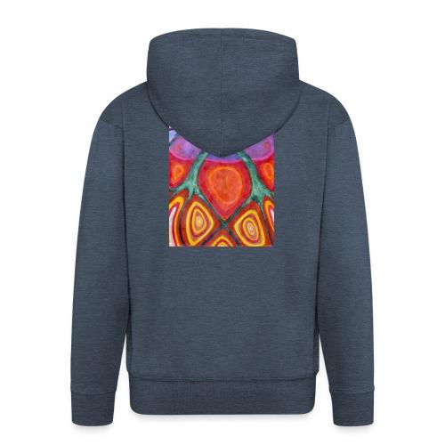 Do Siebie - Rozpinana bluza męska z kapturem Premium