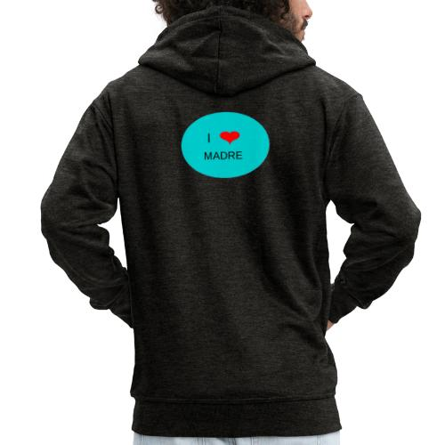 DIA DE LA MADRE - Chaqueta con capucha premium hombre