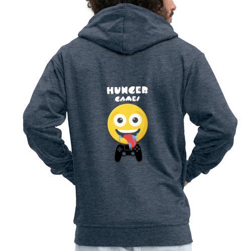 Hunger Games TShirt - Veste à capuche Premium Homme