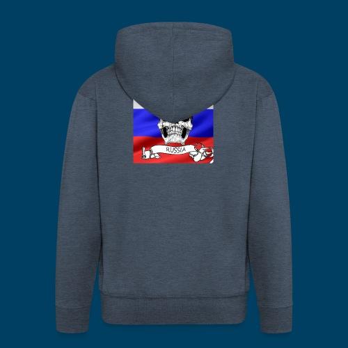russ1anSkull - Premium-Luvjacka herr
