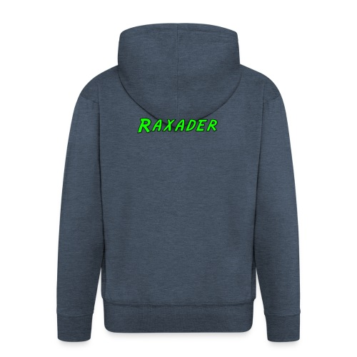 Raxader Original - Men's Premium Hooded Jacket