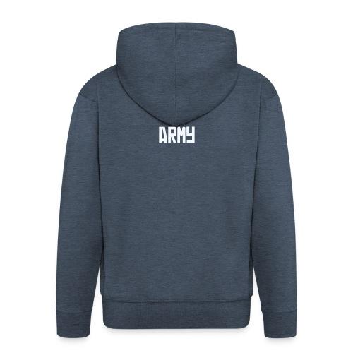 RushArmy | Merch - Männer Premium Kapuzenjacke