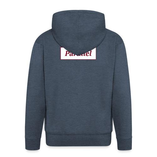 Parallel - Men's Premium Hooded Jacket