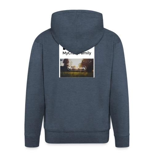 MCF_-3- - Chaqueta con capucha premium hombre