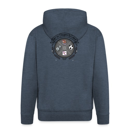 LSCLG - Veste à capuche Premium Homme