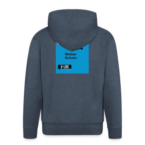 LOGO MERCH - Männer Premium Kapuzenjacke