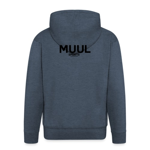 MuulSports - Männer Premium Kapuzenjacke