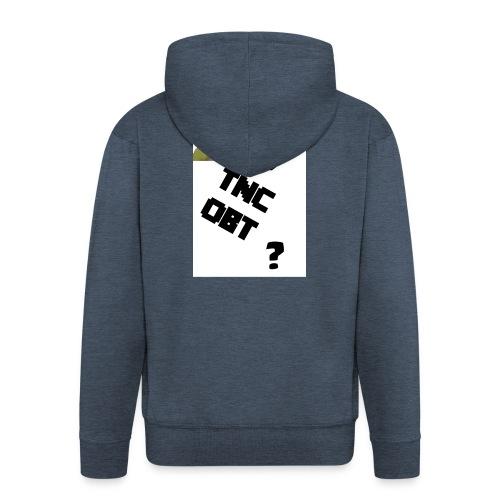 Maglietta UOMO Why so TNCOBT? - Felpa con zip Premium da uomo