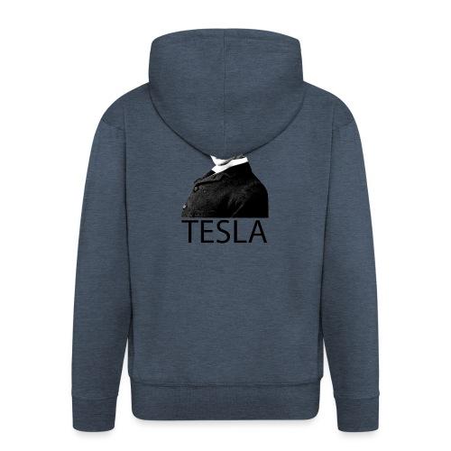 Tesla - Veste à capuche Premium Homme