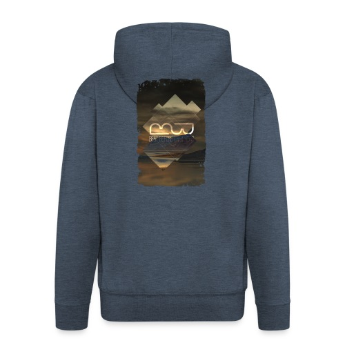 Women's shirt Album Art - Men's Premium Hooded Jacket