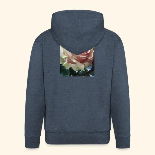 Roses - Männer Premium Kapuzenjacke