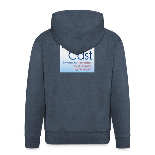 PsychCast - Männer Premium Kapuzenjacke