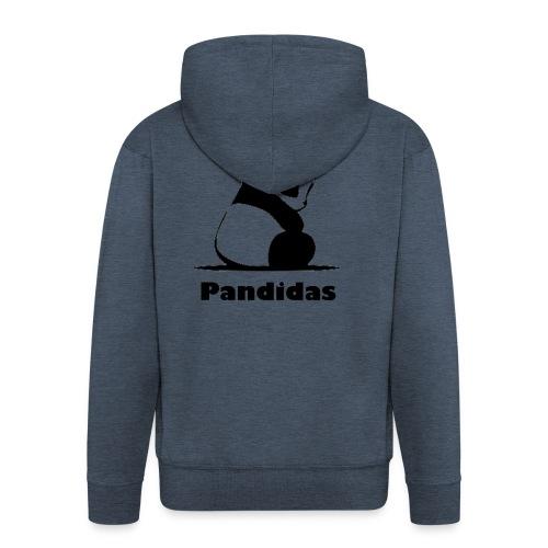 Pandidas - Men's Premium Hooded Jacket