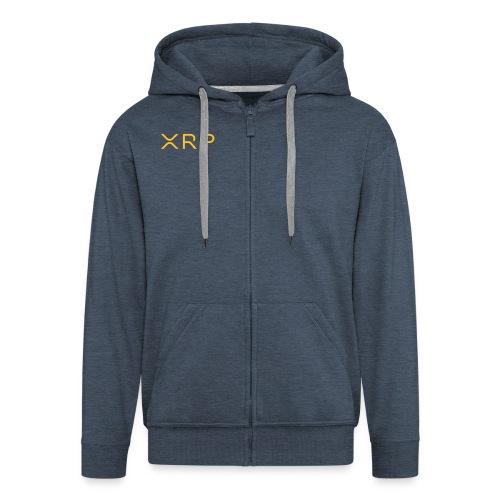 Logo XRP - Veste à capuche Premium Homme