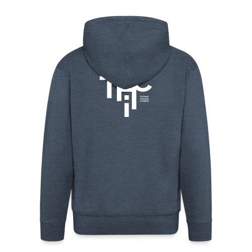 thc - Chaqueta con capucha premium hombre