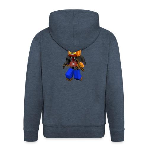 Beniperfekt T-Shirt für Männer - Männer Premium Kapuzenjacke
