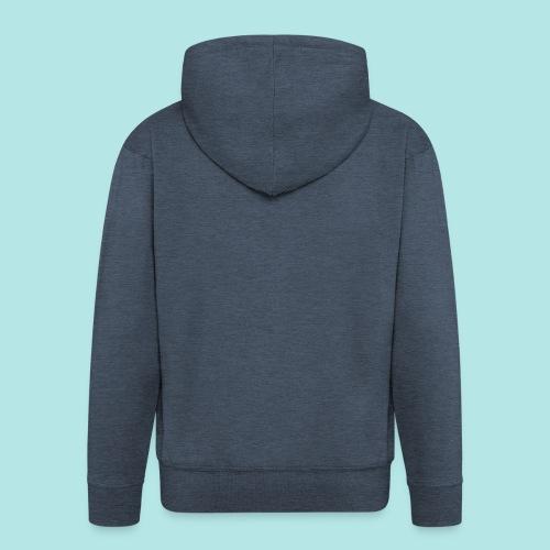 Wish Black - Men's Premium Hooded Jacket