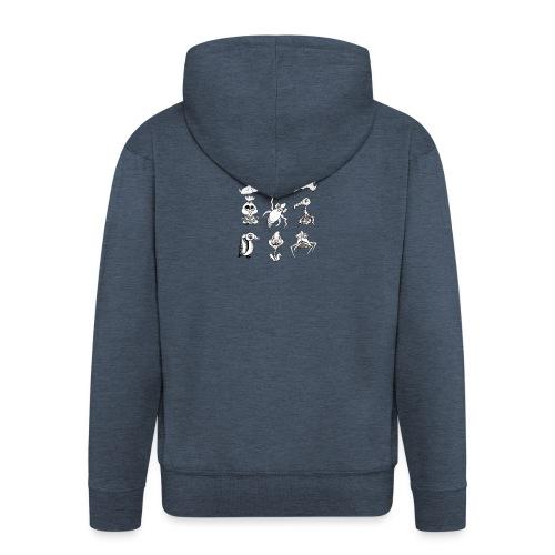 Collection - Veste à capuche Premium Homme