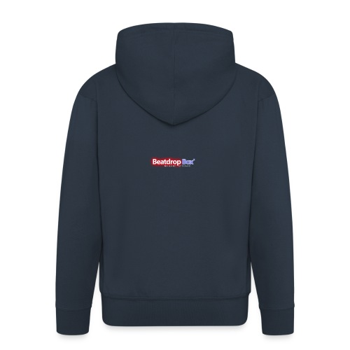 beatdropbox logo final and hires - Mannenjack Premium met capuchon