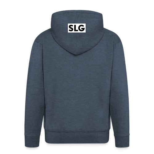 slg - Men's Premium Hooded Jacket