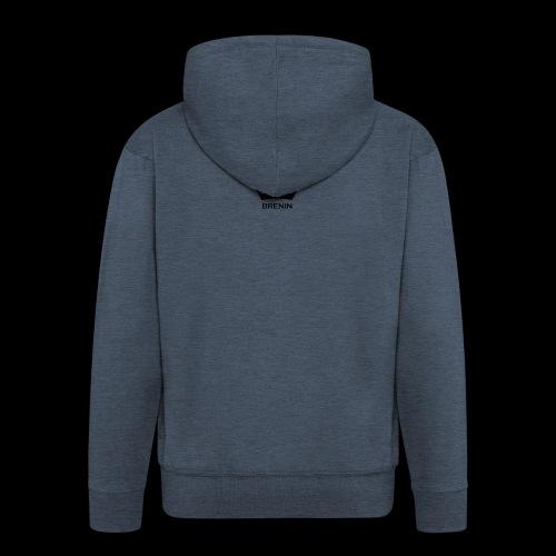 brenin_logo - Men's Premium Hooded Jacket