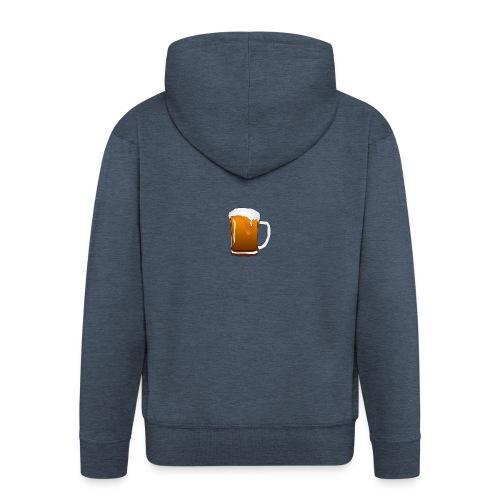 Bier - Männer Premium Kapuzenjacke