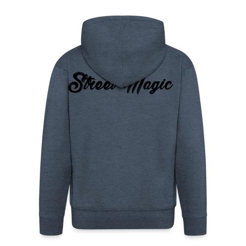 StreetMagic - Men's Premium Hooded Jacket