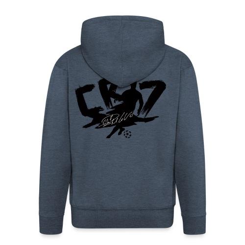 CR7 - Men's Premium Hooded Jacket
