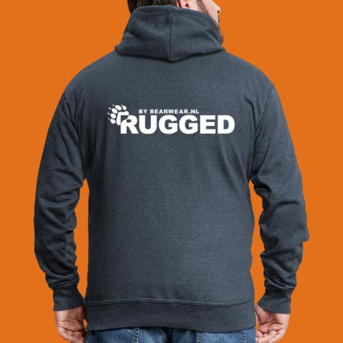 rugged - Men's Premium Hooded Jacket