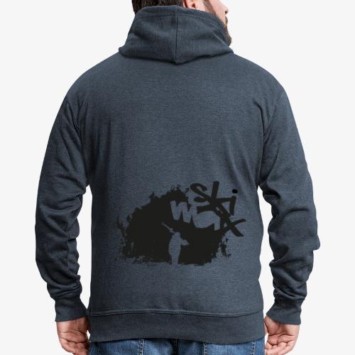 Ski Max - Men's Premium Hooded Jacket