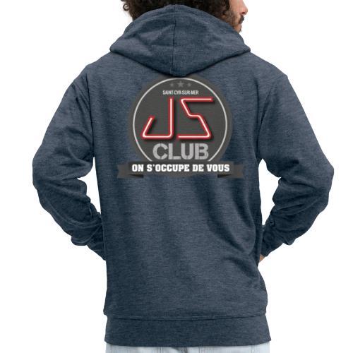 logo JS Club - Veste à capuche Premium Homme
