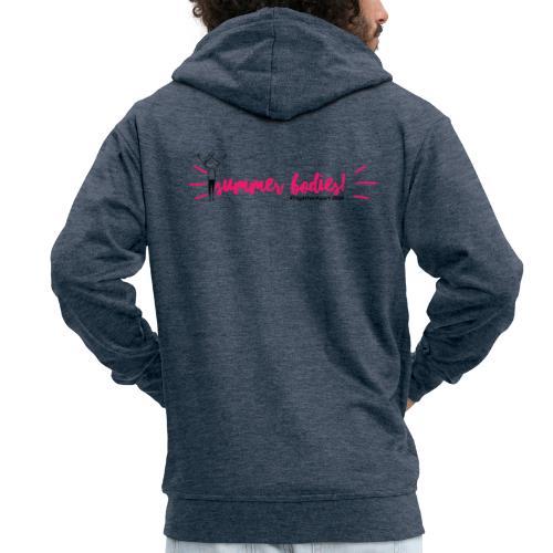 Summer Bodies [1] - Men's Premium Hooded Jacket
